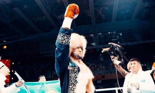 WBA отреагировала на досрочную победу Айдоса Ербосынулы