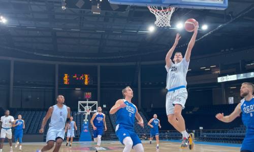 «Астана» вышла в финал на турнире в Литве
