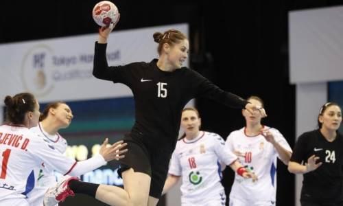 Женская сборная Казахстана стартует на чемпионате Азии
