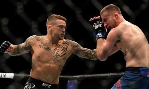 «Изобьёт его». Гэтжи выбрал победителя боя за титул UFC Оливейра — Порье