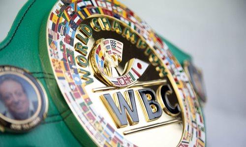 Стала известна дата определения первого чемпиона мира WBC в новой весовой категории