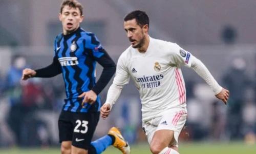 Прямая трансляция матча Лиги Чемпионов «Интер» — «Реал Мадрид»