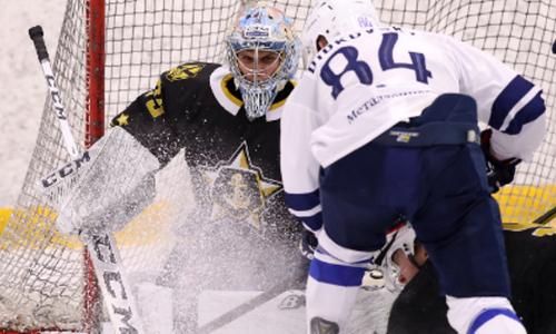 Клуб хоккеиста сборной Казахстана проиграл шестой матч в КХЛ подряд и не смог обогнать «Барыс»