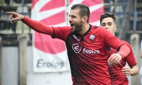 «Если было бы меньше травм, моя карьера шла бы по-другому». Забивший первый гол в КПЛ македонский форвард рассказал о переезде в Казахстан