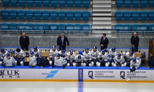 «Барыс» назвал состав на первый выездной матч сезона КХЛ