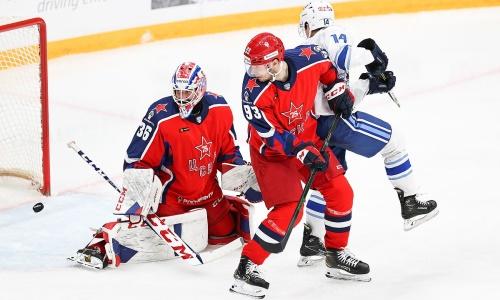 КХЛ указала на серьезное достижение «Барыса» после разгрома ЦСКА