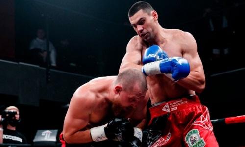 Скандальный обидчик Левита раскрыл детали перелома руки в бою за титул WBC