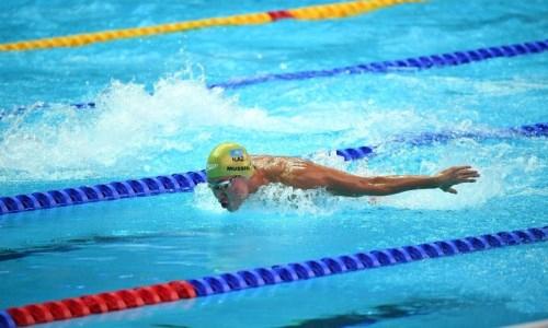 Казахстанские пловцы проводят подготовку к крупным стартам в Алматы