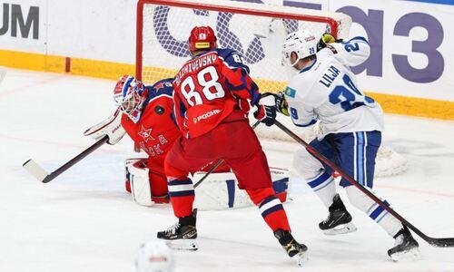 «Барыс» сумел удивить и стал главной неожиданностью дня в КХЛ