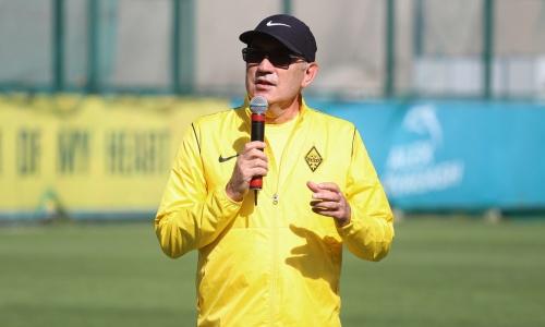 «Есть определенные проблемы». Курбан Бердыев рассказал о ситуации в «Кайрате» перед матчем с «Омонией»