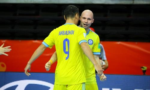 «Матч с Литвой должен быть лучше, чем с Коста-Рикой». В сборной Казахстана назвали главную цель на чемпионате мира