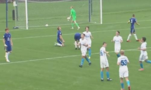 Родившийся в Казахстане игрок забил сумасшедший гол «Челси» в Лиге Чемпионов. Видео