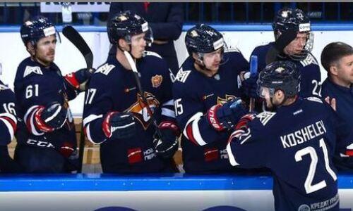 Хоккеисты сборной Казахстана поучаствовали в голевой феерии «Металлурга» и «Авангарда». Забито 11 шайб