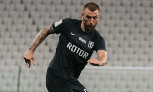 «Ротор» одержал волевую победу в гостевом матче ФНЛ. Щеткин снова вне заявки