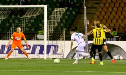 «Магический дриблинг». Яркий момент матча «Кайрат» — «Омония» впечатлил СМИ. Видео