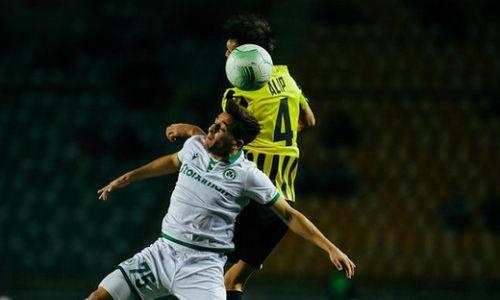 Фоторепортаж с матча Лиги Конференций «Кайрат» — «Омония» 0:0