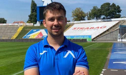 Бывший специалист «Астаны» и других команд КПЛ будет работать в штабе клуба Стоилова