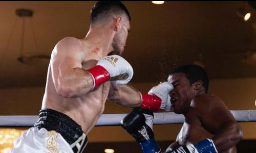 «Продолжал истекать кровью». Али Ахмедов сломал нос «Пантере» в своем победном возвращении