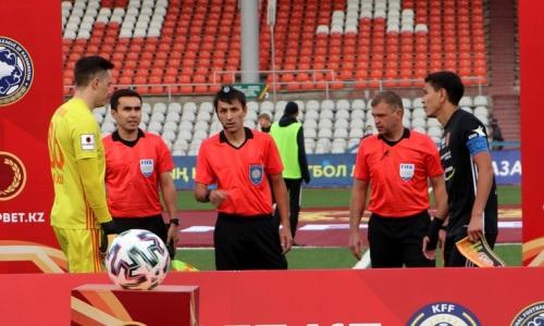 Определены судьи и инспекторы на матчи 21-го тура Премьер-Лиги