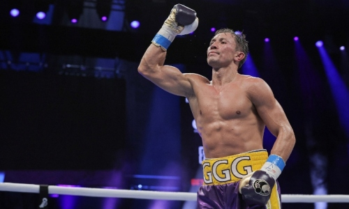 Головкину сообщили место боя против чемпиона мира