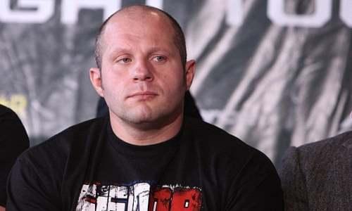 Федор Емельяненко прокомментировал слова Хабиба Нурмагомедова о ринг-герлз