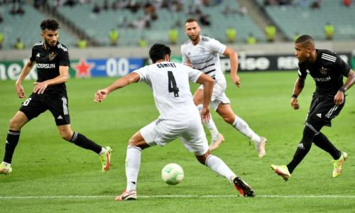 «Показал это». В Азербайджане выявили лучшую команду в группе «Кайрата» после двух стартовых матчей по 0:0