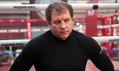 Александр Емельяненко ответил на вопрос о бое с Джеффом Монсоном