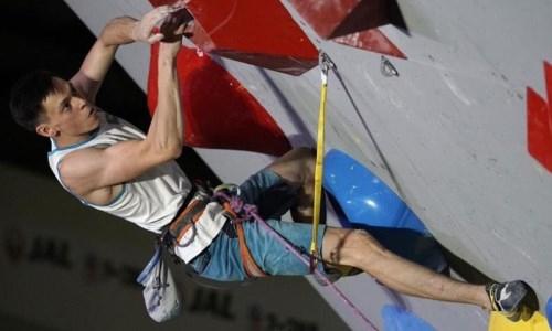 Казахстанцы выступили в финале чемпионата мира по спортивному скалолазанию