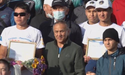В Казахстане обновлён рекорд в беге на длинные дистанции