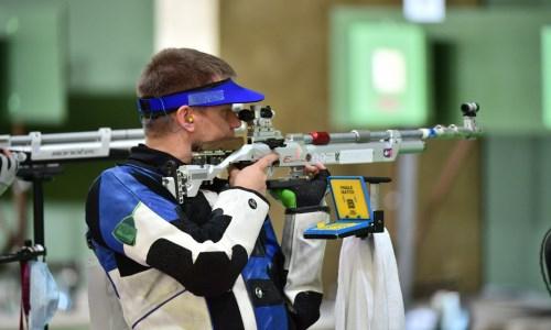 «Золото» в Шымкенте. Казахстанские стрелки стали первыми на чемпионате Азии