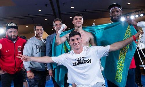 Али Ахмедов сделал заявление после досрочной победы над «Пантерой»
