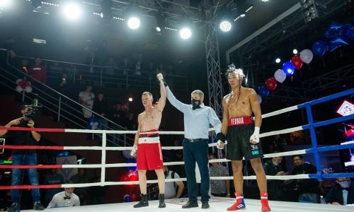 Казахстанского боксера отстранили от боев после поражения нокаутом