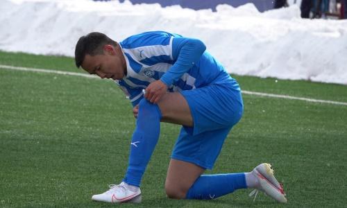 Сулей сыграл 100 матчей за «Тараз» в Премьер-Лиге
