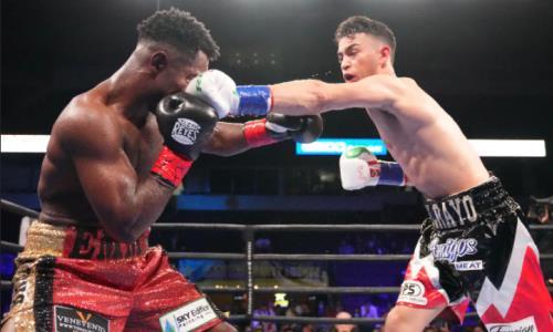Нокаутировавший Теофимо Лопеса боксер удивил выступлением в главном бое вечера. Видео