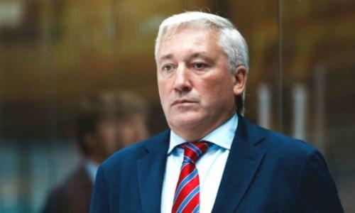 Конкурент «Барыса» на Востоке выбрал нового главного тренера