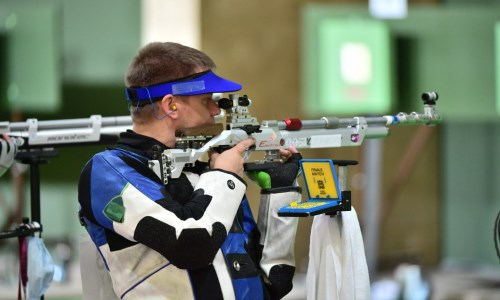 12 золотых. Казахстан выиграл медальный зачет ЧА-2021 по пулевой стрельбе