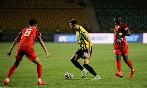 Видеообзор матча Премьер-Лиги «Кайрат» — «Кызыл-Жар СК» 1:0