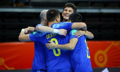 Определился первый возможный соперник сборной Казахстана в плей-офф ЧМ-2021 по футзалу
