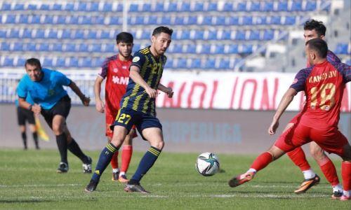 Клуб футболиста сборной Казахстана сотворил суперсенсацию в чемпионате Узбекистана
