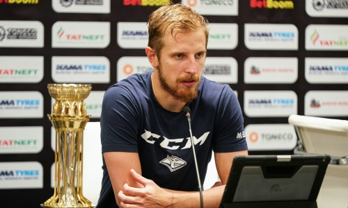 «Приятно на душе». Защитник сборной Казахстана отметил важное событие в жизни