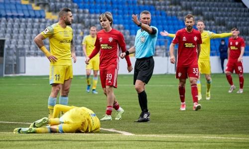 Четыре футболиста дебютировали в 21-м туре в Премьер-Лиге