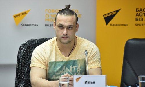 Илья Ильин выступил с заявлением после предложения раскрыть проблемы в казахстанском спорте