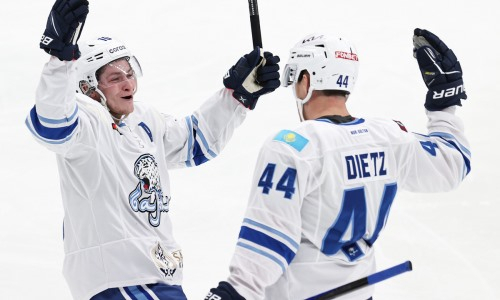 Капитан «Барыса» признан лучшим защитником недели в КХЛ