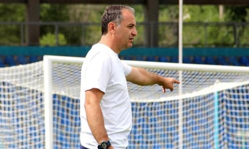«Полного удовлетворения от результата у нас нет». Тренер «Тараза» высказался о матче с «Тоболом»