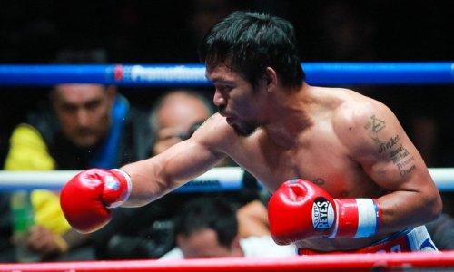 Мэнни Пакьяо ответил, вернется ли он в бокс