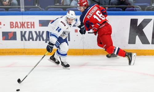 ЦСКА анонсировал матч с «Барысом» и настроился на реванш за обидное поражение в Москве