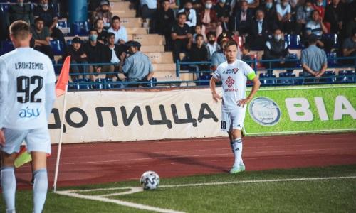Полузащитник «Кайсара» провел 150 матчей в Премьер-Лиге