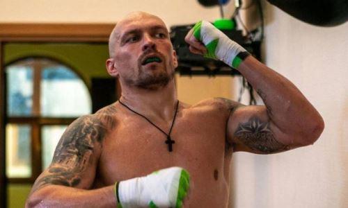 Российский боксер оценил шансы Усика побить Джошуа