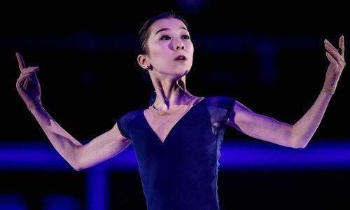 «Фигуристка с очень яркой историей». Завершение карьеры Турсынбаевой оценили в России