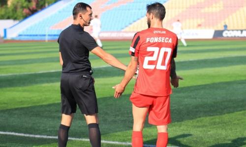 Два футболиста «Кызыл-Жара СК» не сыграют с «Тоболом»